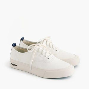 Seavees J Crew platform legend sneakers shoes